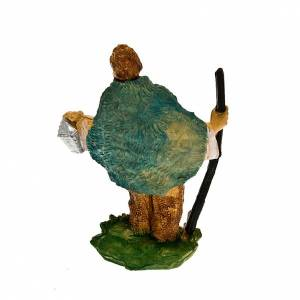 Pastore con lanterna 10 cm s2
