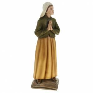 Pastorelli di Fatima 3 statue marmo sintetico 35 cm s6