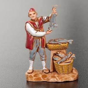 Pastores belén 6 personajes de 3 cm. Moranduzzo s6