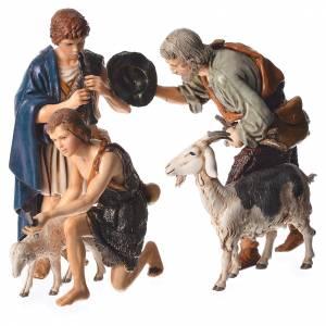 Pastori 6 soggetti cm 13 Moranduzzo s4