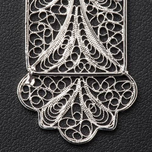 Pectoral Cross made of silver filigree 4