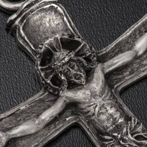 Pectoral cross, silver, sterling s4