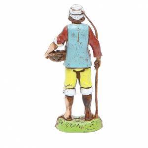 Pescatore 10 cm Moranduzzo stile classico s2