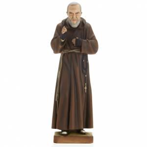 Pio of Pietralcina fiberglass statue 60 cm s1