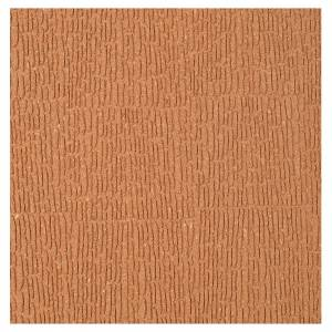 Fondos y pavimentos: Plancha corcho muro romano 100x50x1 cm.