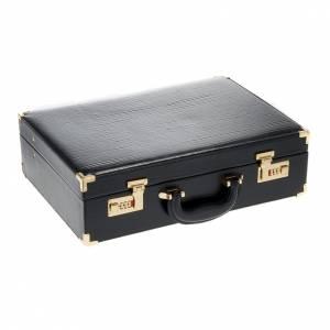 Bursy i zestawy podróżne dla księdza: Podróżny zestaw liturgiczny, luksusowa walizka