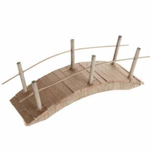 Ponticello legno scorrimano sottile 6X15 s1