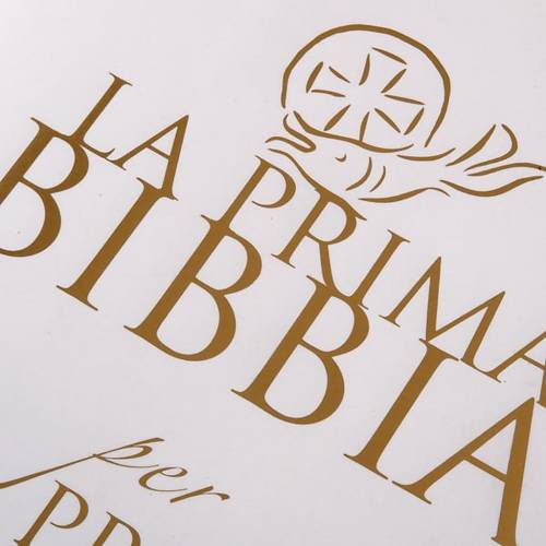 Première Bible pour la première communion ITA s2