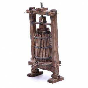 Pressing machine for Neapolitan Nativity, 24cm s2