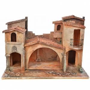 Pueblo pesebre Fontanini cm. 12 s1