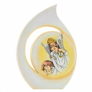 Bomboniere e ricordini: Quadretto goccia angelo custode 8 cm