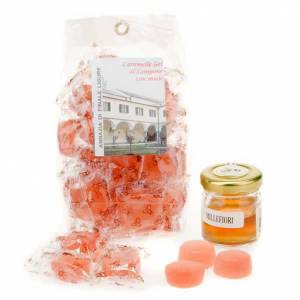 Sweets and candies: Raspberry jelly sweets from Finalpia abbey