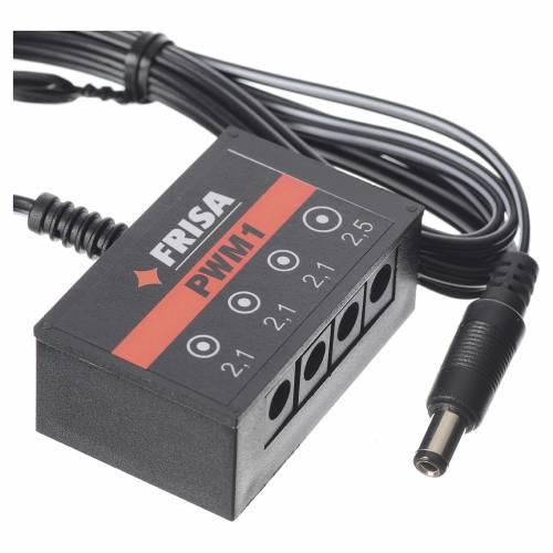 Regleta 1 tira PS + 3 LEDs PWM1 para Frial Power s3