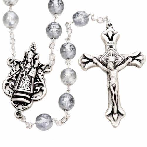 Rosario Ghirelli plateado Virgen de Loreto s1