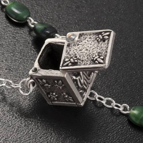 Rosario Ghirelli vetro verde crociera cubo apribile s3