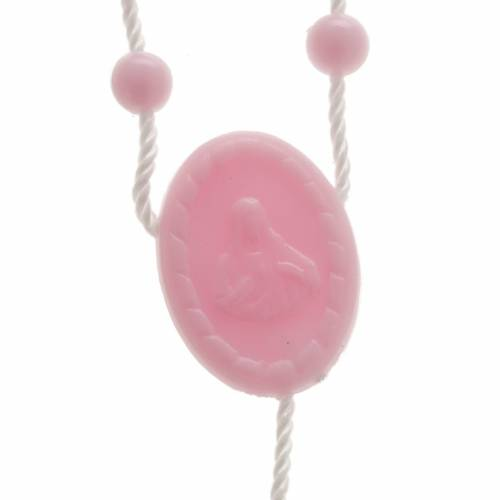 Rosario nylon rosa s2