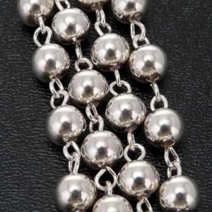 Silber Rosenkränze: Rosenkranz Silber 800 Perlen 5 Millimeter