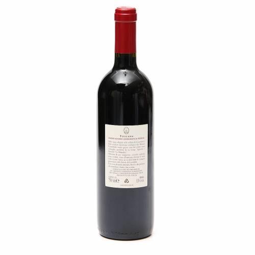 Rotwein Tuskanien Borbotto Weinlese 2012 s2