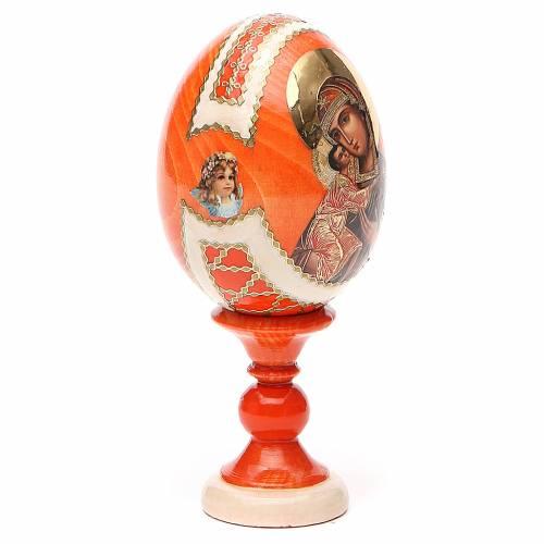 Russian Egg Feodorovskaya Fabergè style 13cm s4