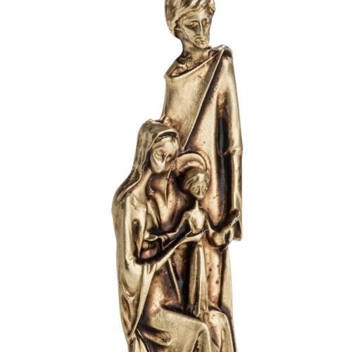Sacra Famiglia calamita h 6cm s2