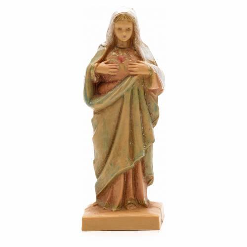 Sacro cuore di Maria 7 cm Fontanini s1