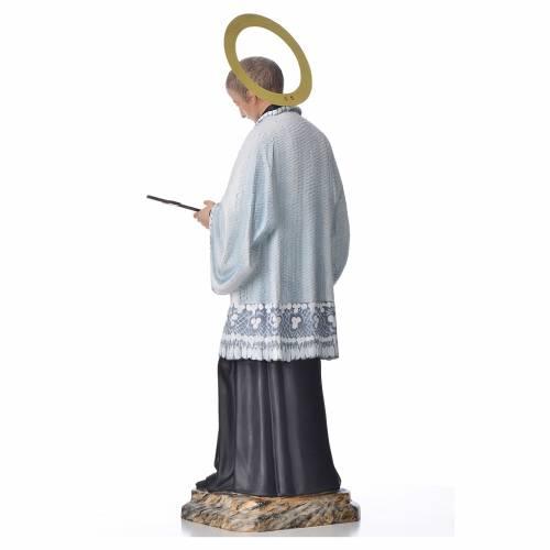 Saint Aloysius Gonzaga, 50 cm elegant finish s3