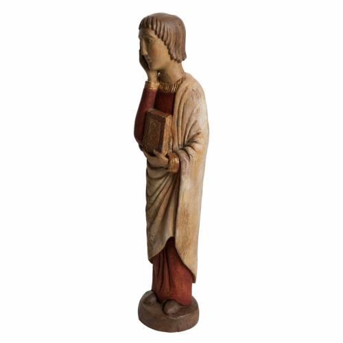Saint Jean de Calvaire Roman 49 cm bois Bethléem s3