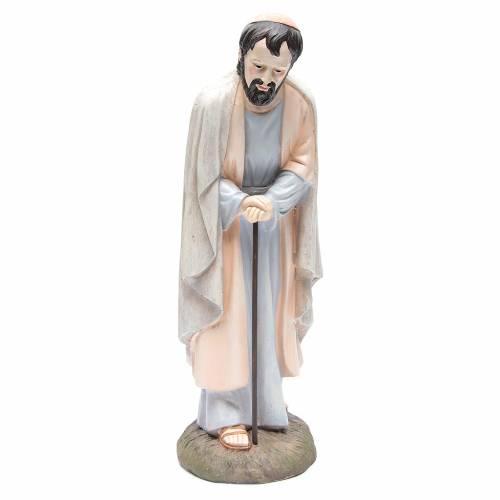 Saint Joseph résine 50 cm gamme Martino Landi s1
