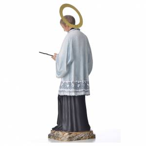 Saint Louis de Gonzague 50 cm pâte à bois fin. élégante s3