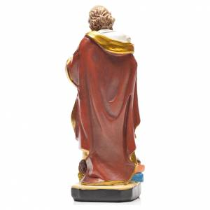 Saint Matthew 12cm with English prayer s2