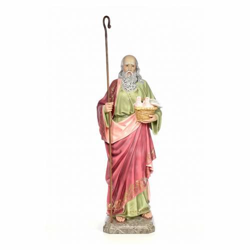 San Gioacchino 100 cm pasta di legno dec. elegante s1