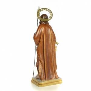 San Giuseppe 60 cm pasta di legno dec. extra s3
