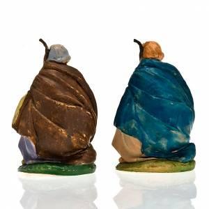 Figuras del Belén: San José arrodillado 13 cm.