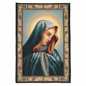 Tapestries: Sancta Mater Dolorosa tapestry measuring 65x45cm