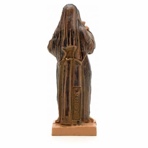 Santa Rita con crocifisso 7 cm Fontanini s2