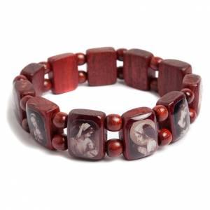 Sepia multi-image bracelet s1