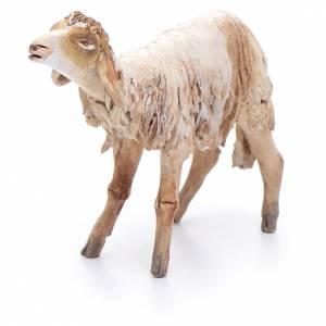 Sheep in terracotta 13cm Angela Tripi s4