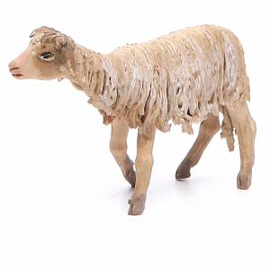Sheep standing in terracotta 13cm Angela Tripi s1