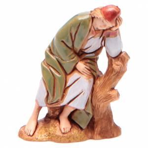 Sleeping shepherd 6.5cm by Moranduzzo, Arabian style s1