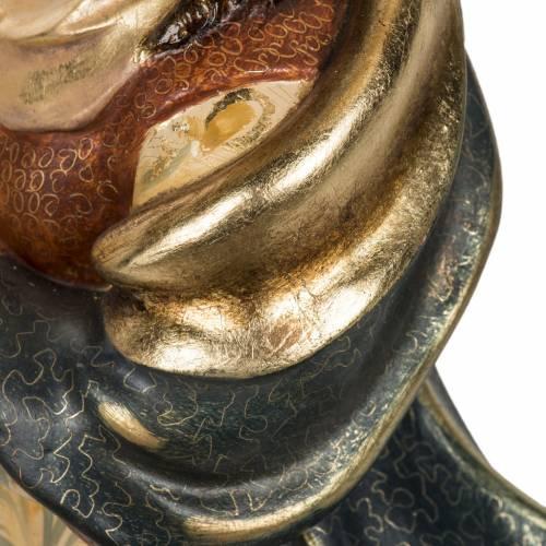 Statue Immaculée 50 cm pâte à bois extra s10