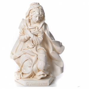 STOCK Nativité 125 cm résine Fontanini fin. Sienne s5