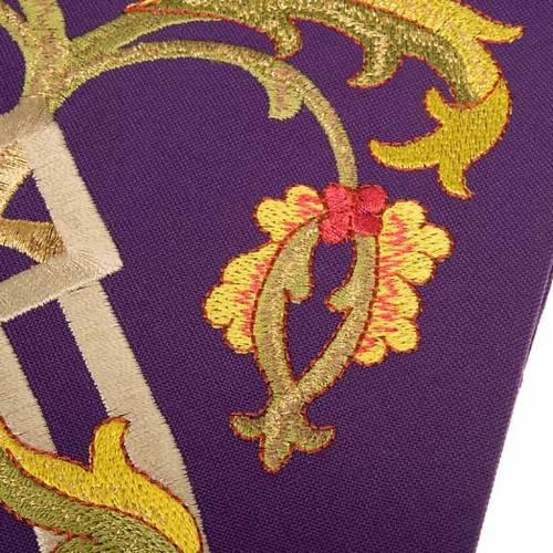 Stola ricamata IHS 4 colori s5