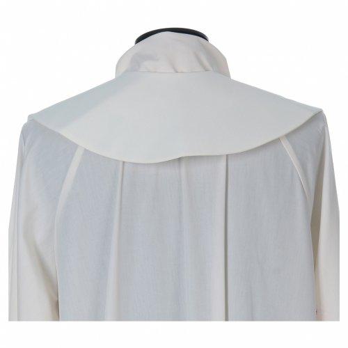 Stolone 100% poliestere ricamo mariano Ave Maria s5
