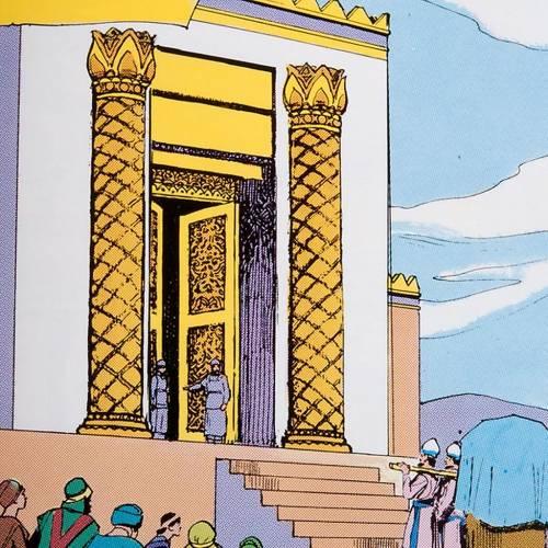 Storia sacra a fumetti 3 volumi s4