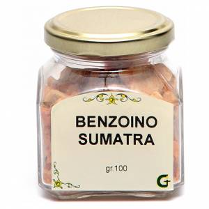 Incenses: Sumatra Benzoin