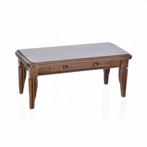 Accessori presepe per casa: Tavolo in legno cm 10x5x4,5