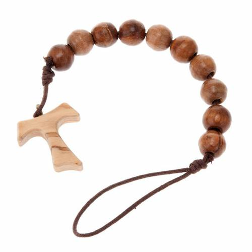 Ten-bead rosary with noose s1
