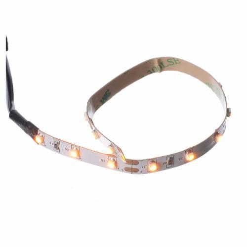Tira de LED Power 'PS' 15 LED 0.8 x 25 cm. rojo Frial Power s4