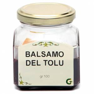 Incenses: Tolu Balsam