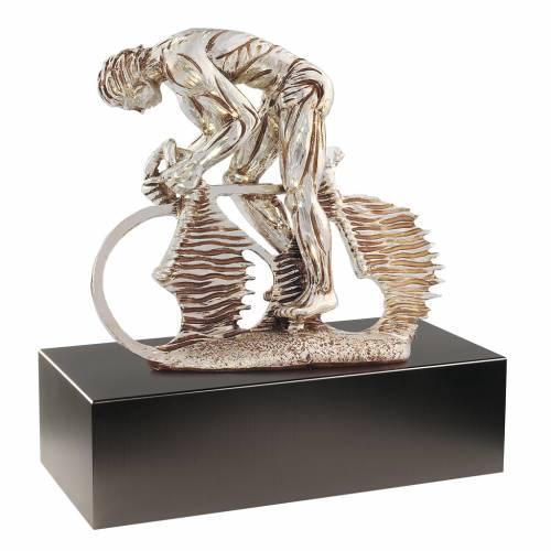 Urne funéraire Cycliste s1